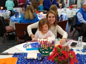 Hanukkah and children
